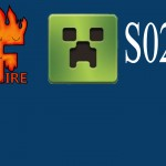 FrostFire Minecraft – S02E16 – RedSkyFire Ender Farm and Supply Run Part 1 of 3