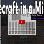 Minecraft in a Minute – E14 – HOW TO Make a Shovel