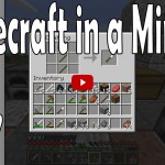 Minecraft in a Minute – E27 – HOW TO Make an Iron Shovel