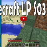 Minecraft Let's Play Server – S03E02 – Going down in the hole, caving